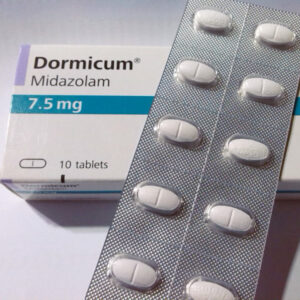 Buy Dormicum (Midazolam) 7.5mg Online