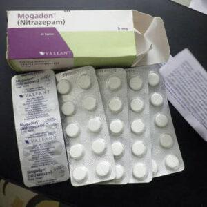 Buy Mogadon (Nitrazepam) 5mg online