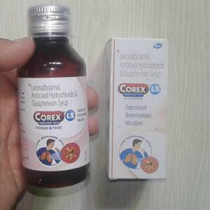 Corex Cough Syrup