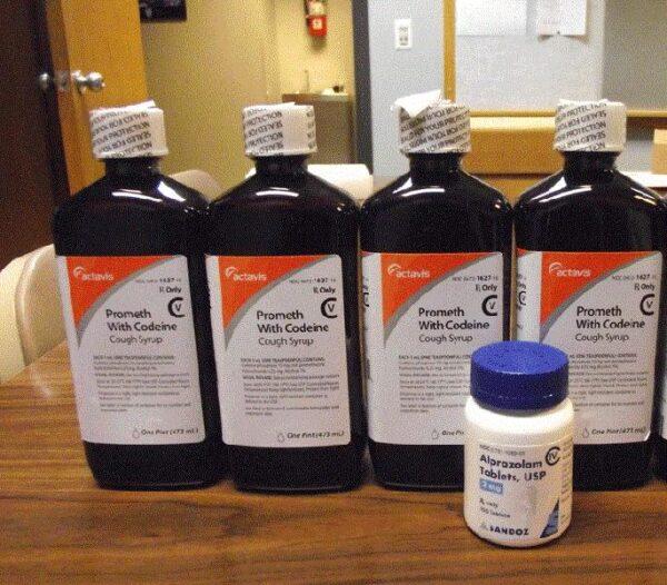 Buy Codeine cough syrup Online