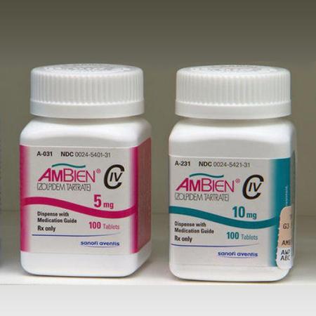 Buy AMBIEN (Zolpidem, Stilnox)